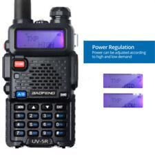 For BaoFeng UV-5R 8W Walkie Talkie Dual Band VHF/UHF Radio Speaker Transceiver