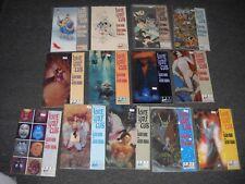 First Comics LONE WOLF & CUB 13 comic lot 2-34 manga w/Frank Miller cover