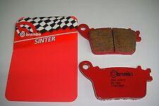Pastillas de freno traseras Honda CBR 1000 RR (14-16 ) brembo 07HO59SP