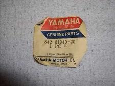 Yamaha OEM NOS snowmobile starter switch relay 842-81940-20 EL433 SL292  #1294