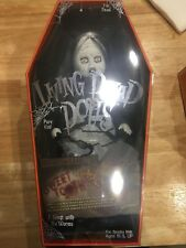 Living Dead Dolls Sweet Tooth Black White Variant In hand 666 Made