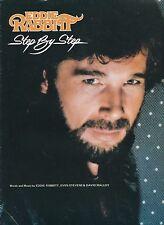 Étape par étape-Eddie Rabbitt - 1981 Sheet Music