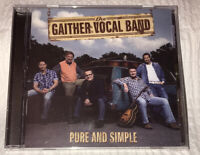 Pure and Simple CD, The Gaither Vocal Band, Factory Sealed, Brand New, Ship Free