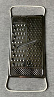 Foley All in One Vintage Stainless Steel Grater – 4 Grating Types – Made in USA