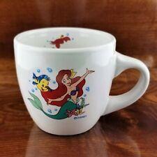 Disney The Little Mermaid Ariel's Seaside Treasures Tokyo Disney Event Mug RARE