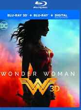Wonder Woman [New Blu-ray 3D] Manufactured On Demand, With Blu-Ray, 2 Pack