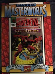 Marvel Masterworks Daredevil # 12-21
