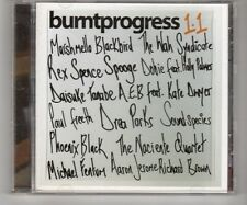 (HJ893) Burntprogress, 1.1 - 15 tracks various artists - 2006 CD