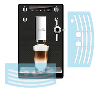Schutzfolien für Melitta Caffeo Solo & Lattea Tassenablage E950 E953 E955  E957