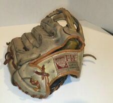 "Vintage Hart PRO Leather Baseball Glove 12"" HJ29 For Serious Player RHT Conditi"