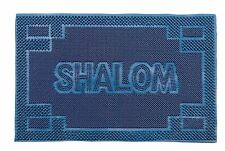 Judaica Jewish Shalom Doormats Welcome Door Mat Unique Wedding Gift Tradition