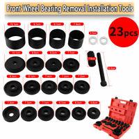 23pcs Bearing Race Seal Driver Set Automotive Bushing Installer Remover Steel