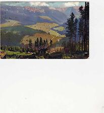 Stempel Ansichtskarten aus den ehemaligen deutschen Gebieten