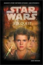 Jedi Quest - Path to Truth (Star Wars), Jude Watson, Good Condition, Book