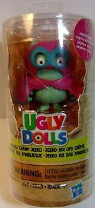 Hasbro Ugly Dolls Pancake Champ Jeero Figure Surprises Inside - NEW