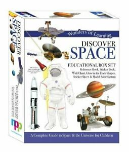 NEW Wonders Of Learning: Discover Space (Educational Box Set)