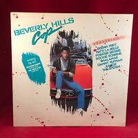ORIGINAL SOUNDTRACK Beverly Hills Cop 1984 UK vinyl LP Excellent Condition OST c