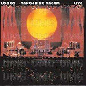 Tangerine Dream - Logos (Live At The Dominion London 82) [CD]