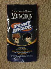 Munchkin: Penny Arcade Booster