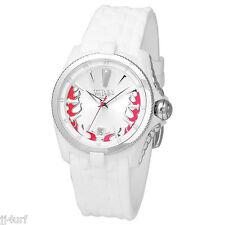 VON DUTCH White Angel Collection, 42MM, Date Swiss Watch, AS99WROOPW, Unisex