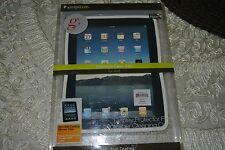 Simplism Silicone Case Set with Protector Film Cloth iPad 2 White Macy Exclusive