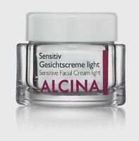 Alcina Sensitive GESICHTSCREME light 50ml