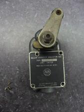 Nice Allen Bradley Limit Switch 801-ASG2-18