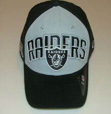 New Era Hat Cap NFL Football Oakland Raiders M/L 39thirty 2013 Draft Flex Fit