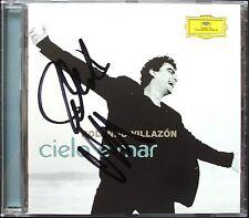 Rolando VILLAZON Signed CIELO E MAR Cilea Boito Ponchielli Mercadabte Verdi CD