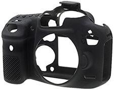 EasyCover Silicone Skin Cover Protector Canon EOS 7D II Mark 2 + Screen Protecto