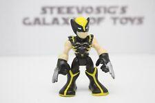 Playskool Heroes Marvel Super Hero Adventures Wolverine Black Yellow