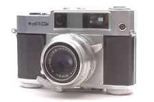 @ Ship in 24 Hrs! @ Rare Tomioka 45mm f2.8! @ Ricoh Jet Film Rangefinder Camera