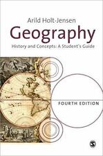 Geography : History and Concepts by Arild Holt-Jensen