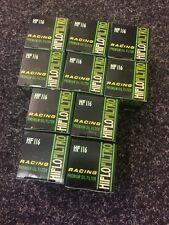 10 X Nuevo Hiflo Filtros De Aceite hf116 Honda Crf250 Crf450 Crf150