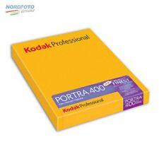 Kodak portra 400, 4 x 5 Inch/10,2x12,7cm 10 hoja