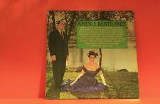 ANDRE BERTRAND - SELF TITLED - FRANCO ELITE FRENCH CANADIAN LP VINYL RECORD -V