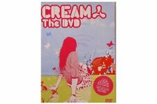 CREAM / THE DVD           Brand new and sealed