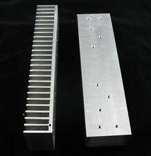 Aluminum heatsink for LJM mx50 L6 L7 amplifier boards  200mm x 30mm x 50mm