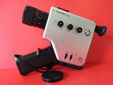 Vintage Design // Braun Nizo 2056 Sound. Super 8 Movie Camera.