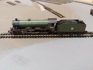 DAPOL B 17 LOCO LIVERPOOL BR GREEN
