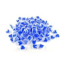 Ear Plugs 10 Pairs Blue Silicone Ear Plugs 33dB Anti Noise Hearing Protection