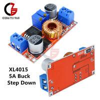 2PCS 5A XL4015 Step down CC CV 5-32V to 0.8-30V Power Supply Charger Buck Module