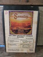 JIMMY SWAGGART Singers Someday (8-Track Tape)