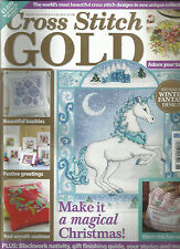 CROSS STITCH GOLD MAGAZINE,   FEBRUARY, 2014     ISSUE # 40    ADORN  YOUR TABLE