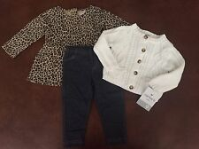 Carter's Mixed Lot Of 3 For 9 Month Baby Girl