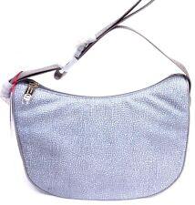 Luna Bag  Borbonese Marble Tessuto Fantasia Classic Tg L 934547