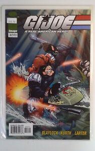 G.I. Joe: A Real American Hero #3 (2002) Image Comics 9.4 NM Comic Book
