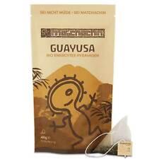 BIO Guayusa Energypyramiden 40 g (10 Teebeutel) - von Tausendkraut - Matchachin