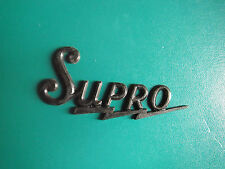 Supro Amp Logo Blk.