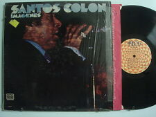 SANTOS COLON Imagenes LATIN LP Shrink TICO
